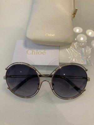 Chloé Sonnenbrille silber