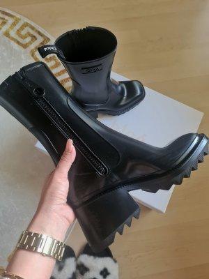 Chloé Gumowe buty czarny
