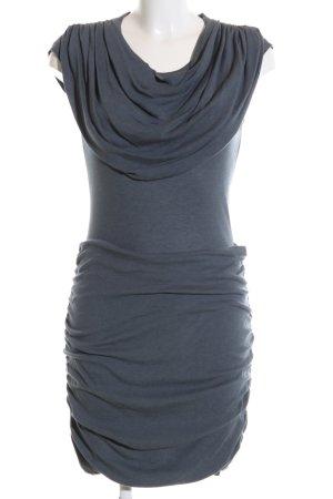 Chloé Stretchkleid grau Casual-Look