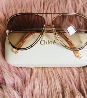 Chloé Pilotenbril goud