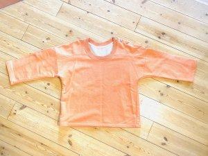 Chloé Bluza dresowa brzoskwiniowy Bawełna