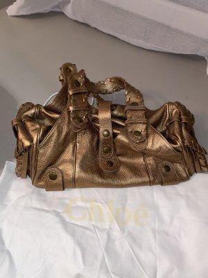 Chloé Sac à main bronze