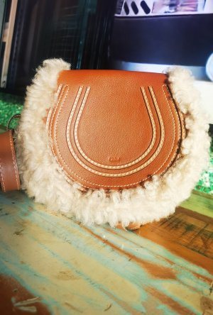 Chloé Crossbody bag brown leather