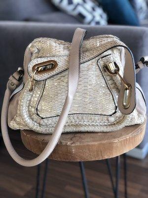 Chloé Tasche aus Python  Leder