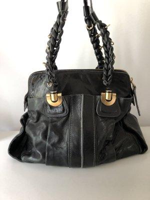 Chloé Tasche, Modell Héloise, schwarz