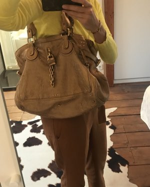 Chloé Tasche - Original - Gold Used Look