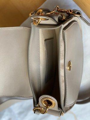 Chloé Borsa a spalla marrone-grigio Pelle