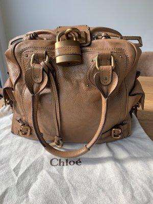 Chloé Tote Bag braun
