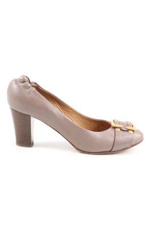 Chloé Zapatos Informales gris claro look casual