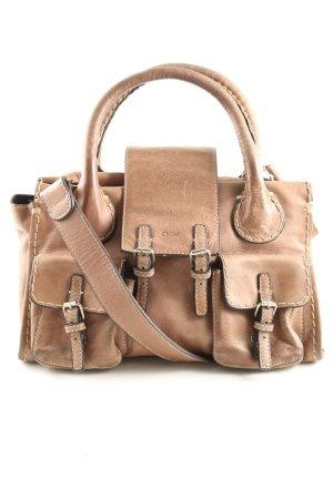 Chloé Crossbody bag brown casual look