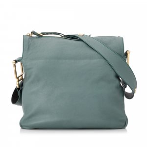 Chloe Vanessa Leather Shoulder Bag