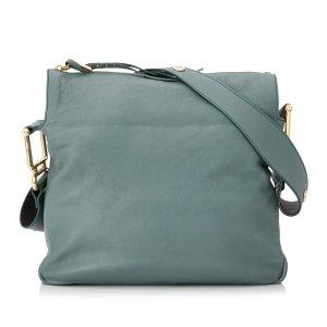 Chloe Vanessa Leather Shoulder Bag