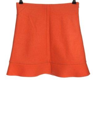 Chloé Wełniana spódnica czerwony W stylu casual