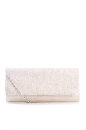 CHN Clutch light grey elegant