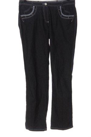 choice by steilamnn Straight Leg Jeans black-light grey casual look