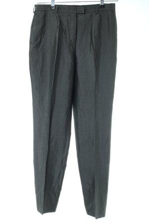 Choise by Danwear Spodnie z zakładkami czarny W stylu biznesowym