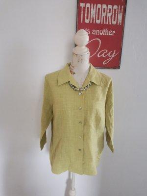 Choise by Danwear Linen Blouse primrose linen