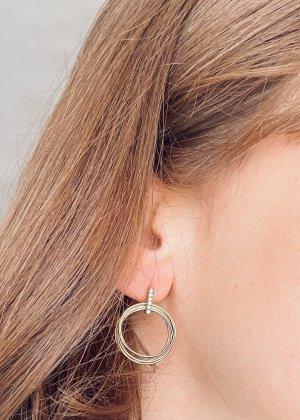 Chokas Jewelry Bungeloorbellen goud