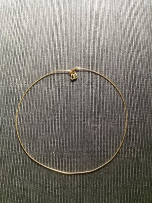 Ariane Ernst Collier Necklace sand brown metal
