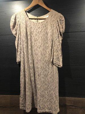 Choklate Evening Dress beige lace