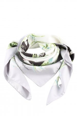 Chopard Neckerchief themed print casual look