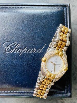 Chopard Zegarek analogowy złoto-srebrny