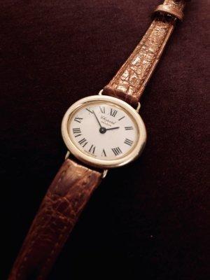 Chopard Horloge met lederen riempje veelkleurig
