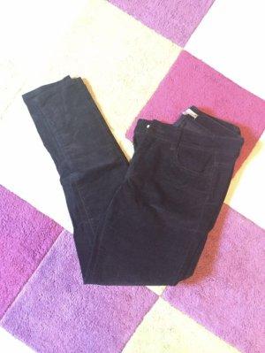 Romeo & Juliet Couture Pantalone di velluto a coste nero