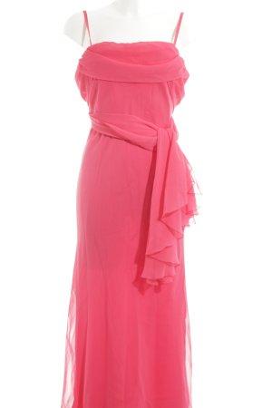 Chou Chou Abendkleid rot Elegant