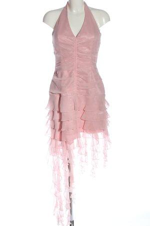Chou Chou Vestido de baile rosa elegante