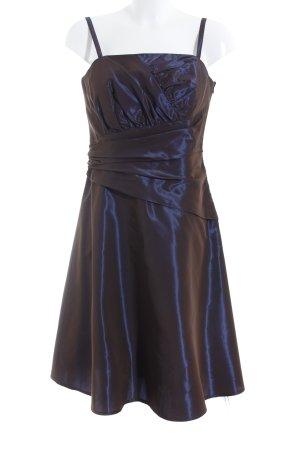 Chou Chou Suknia balowa czarny-ciemnoniebieski Elegancki