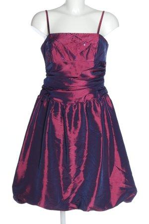 Chou Chou Sukienka z rękawem balonowym różowy Elegancki