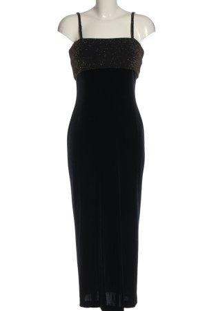 Chou Chou Pinafore dress black elegant