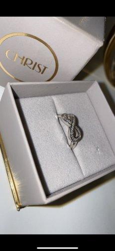 Christ Ring 925er Silber