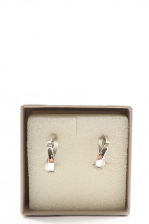 Christ Silver Earrings silver-colored casual look