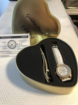 Christ Uhr + Wechselarmband
