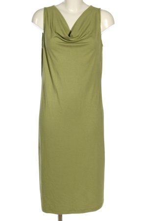 Christa Probst Midi Dress green casual look