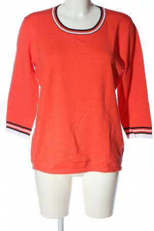 Christa Probst Crewneck Sweater allover print casual look