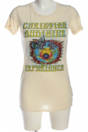 Christian Audigier T-Shirt themed print casual look