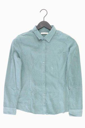 Christian Berg Blouse turquoise cotton