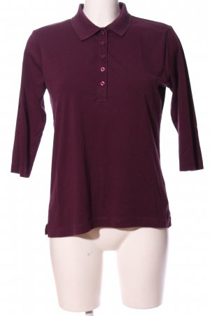 Christian Berg Blouse Collar lilac casual look
