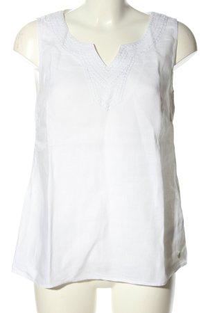 Christian Berg Blusa bianco stile casual