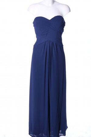 Christian Berg Bustier Dress blue elegant