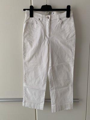 Christian Berg Jeans elasticizzati bianco