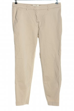 Christian Berg Pantalone chino bianco sporco stile casual