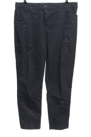 Christian Berg Pantalone chino nero stile casual
