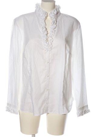 Christian Berg Camicia blusa bianco stile professionale