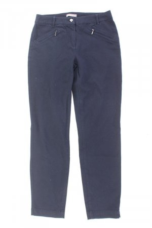Christian Berg Hose Größe 38 blau aus Baumwolle