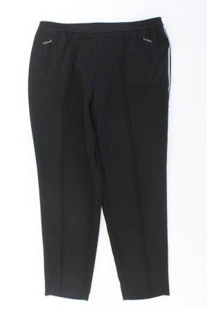 Christian Berg Hose Größe 42 schwarz aus Polyester
