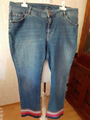 Christian Berg Jeans slim multicolore coton
